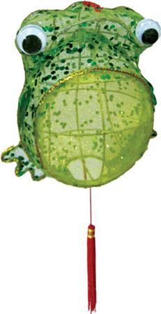 青蛙灯笼制作方法图解